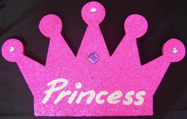 polystyrene--princess-crown