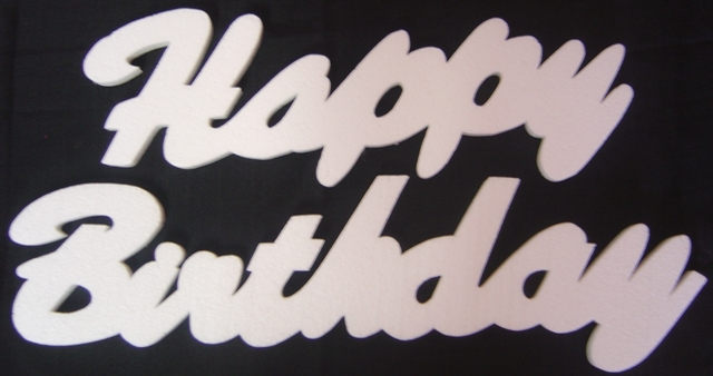 polystyrene--happy-birthday