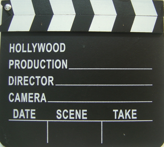 hollywood-clapper-board