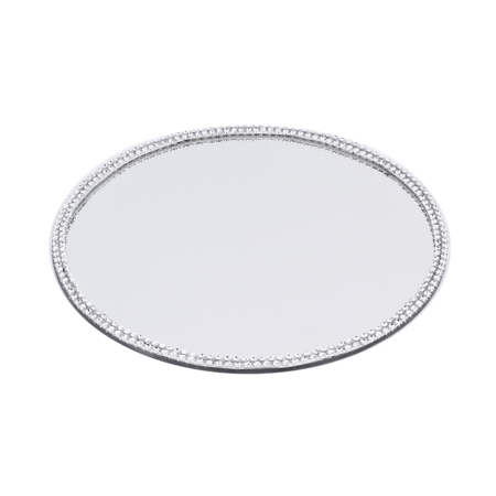 banquet-mirror--round-25cm--beaded